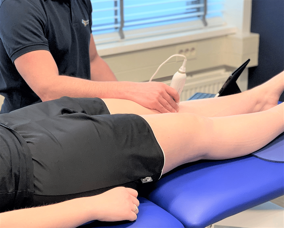 echografie fysiotherapie