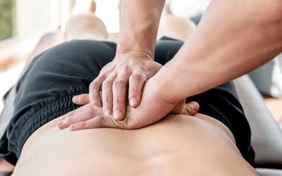 Fysiotherapie bij lage rugpijn