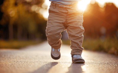 Afwijkend looppatroon of voetenstand bij kinderen