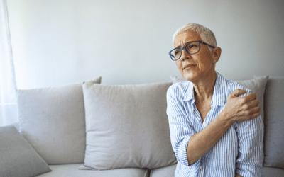 Fysiotherapie bij een slijmbeursontsteking (bursitis) in de schouder