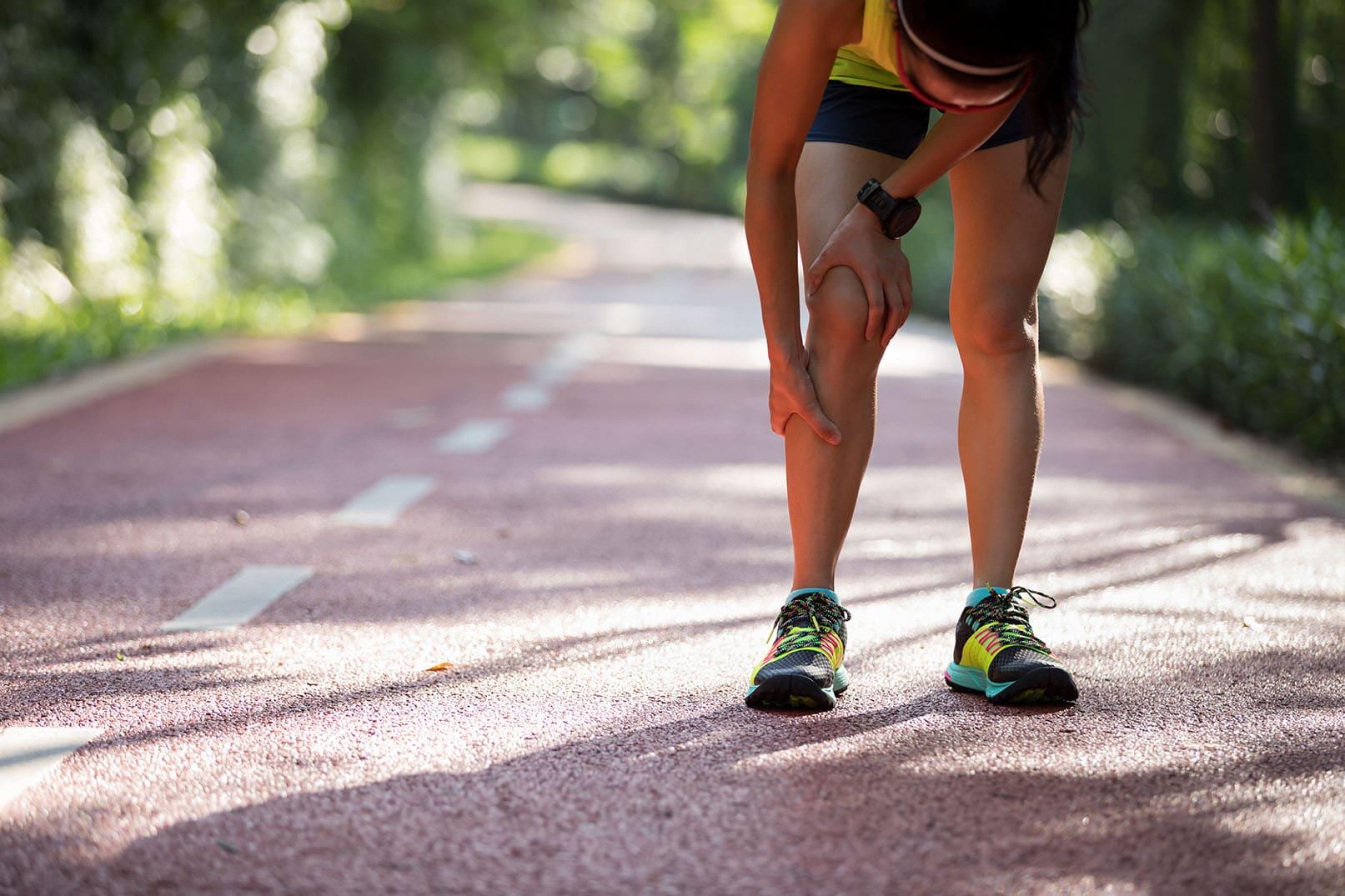 Pijn bij hardlopen